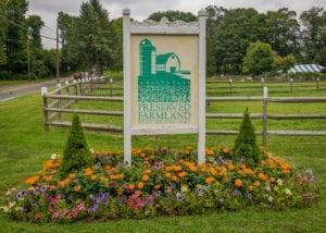 Alstede Farms, Exterior, Sign Historical Site, 2018, Farm, Recreation, Farm