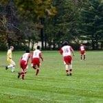 Playing sports at Loantaka