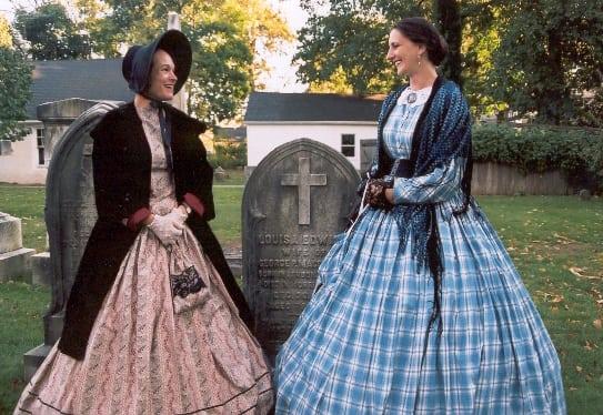 historic ladies