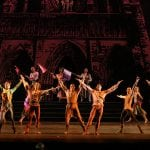 New Jersey Ballet actors performing Esmeralda