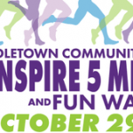 Middletown Community Foundation event logo