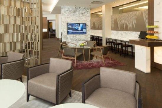 Hanover Marriott lobby