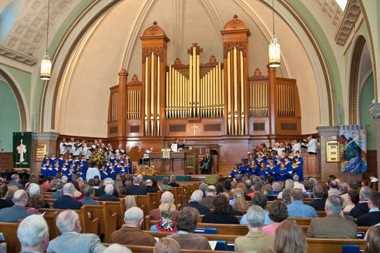 Morristown Presbyterian Church Choir