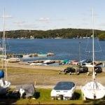 Lees County Park Marina, Boats, Ambulance, Water, Ship