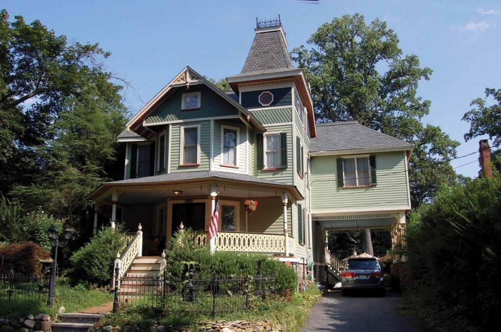 Mount Tabor Rodriquez House