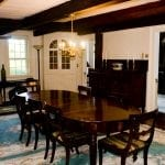 Willowwood Tubbs dinning room interior
