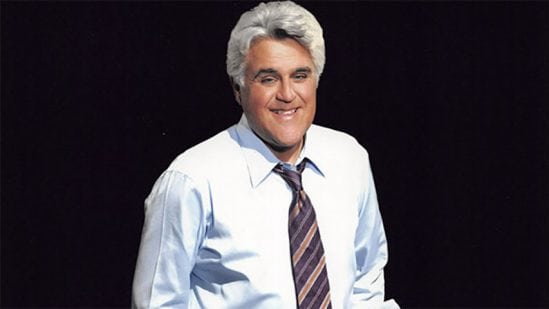Jay Leno head shot