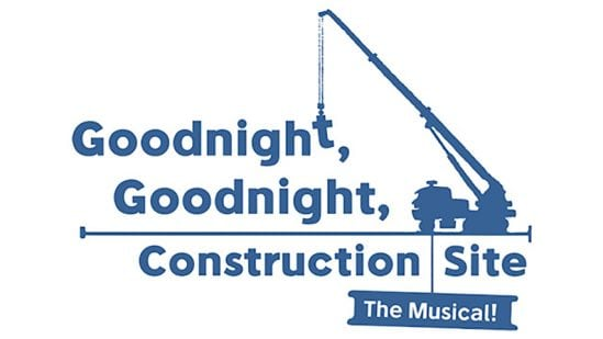 Goodnight, Goodnight Construction Site the musical logo