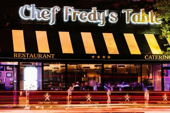 Chef Fredy's Table Morristown