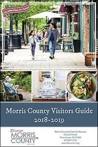 Morris County Visitors Guide 2018 - 2019