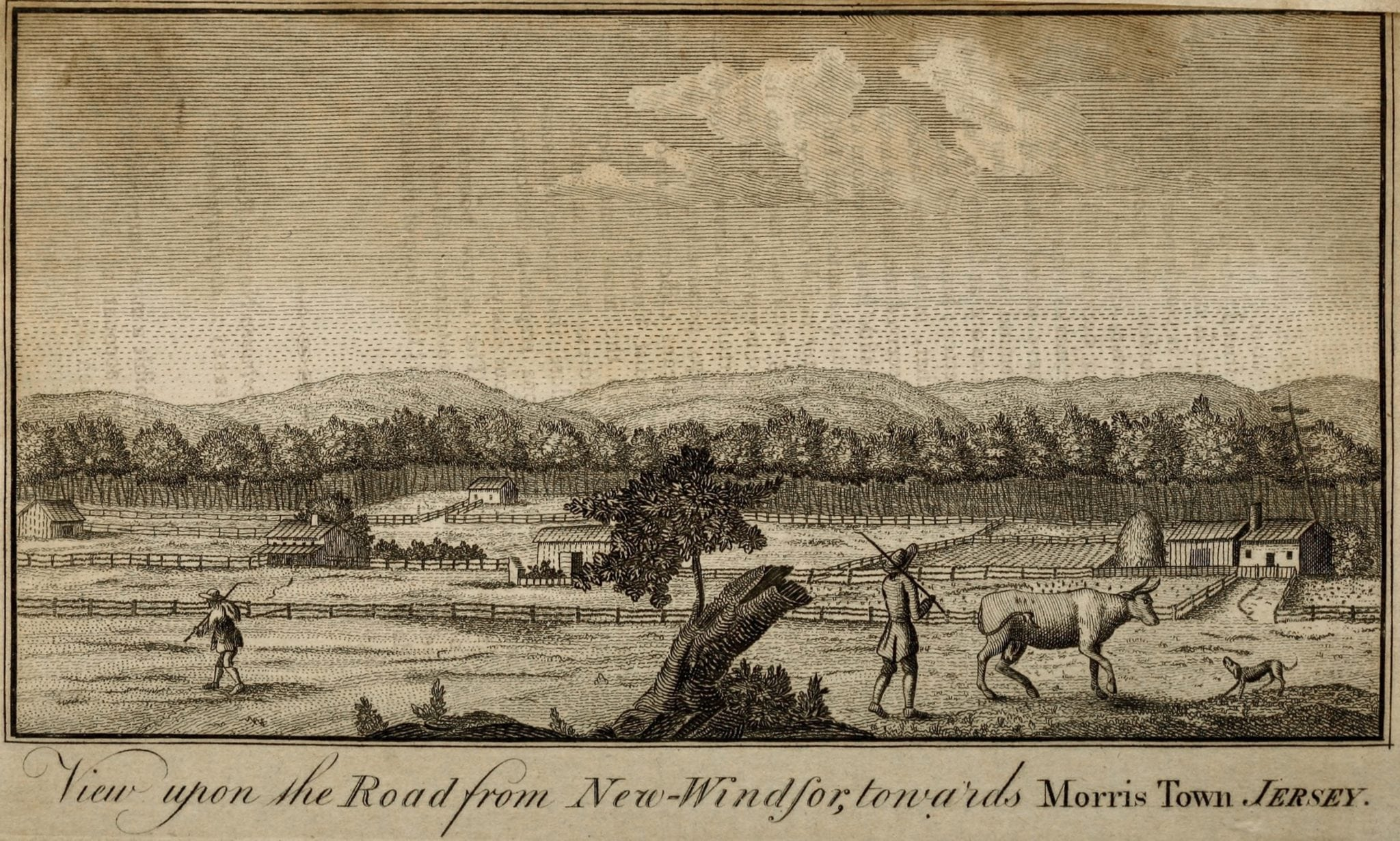 image of morris town history
