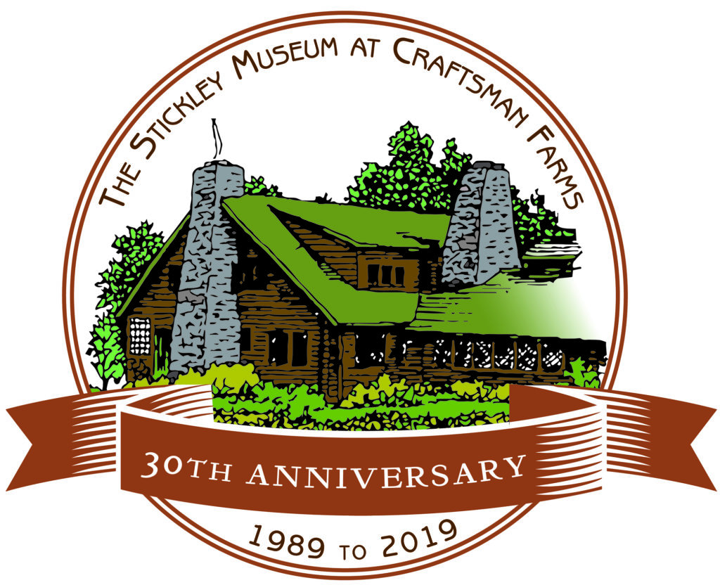 Stickley Museum 30th Anniversary Logo