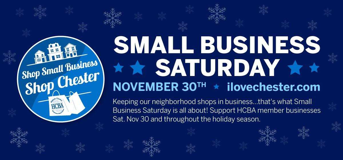 small business saturday - photo #33
