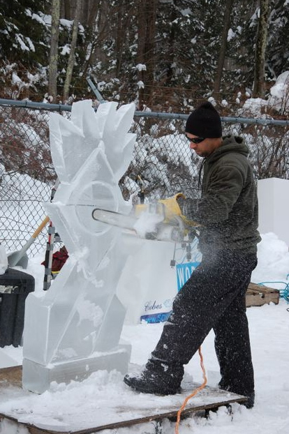 Sculpted Ice Works