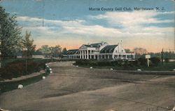 morris county golf