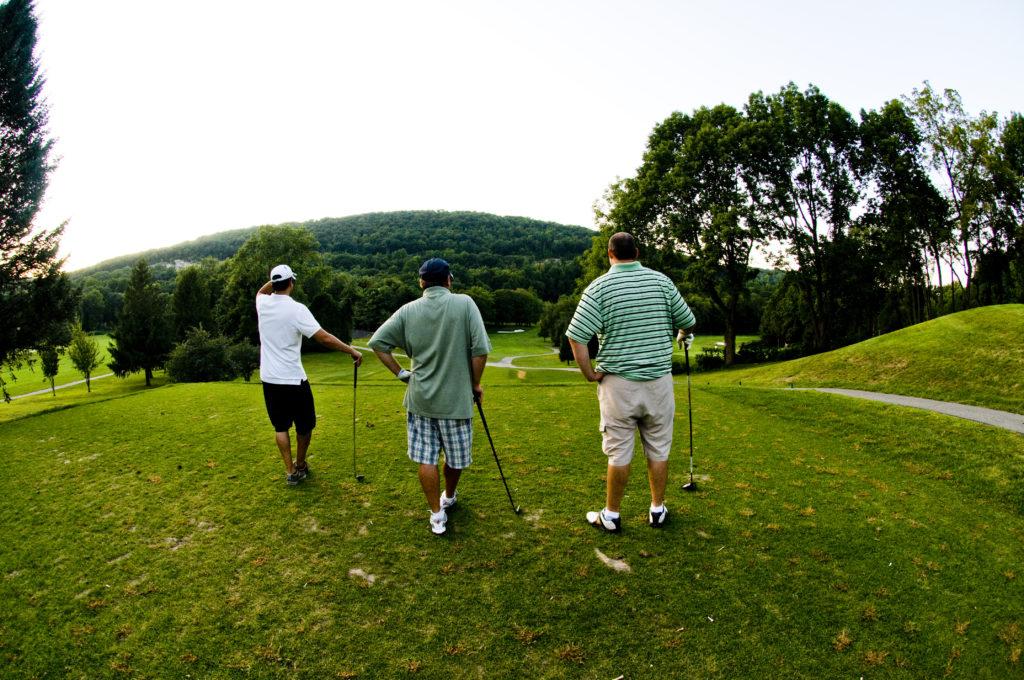 golf courses morris county