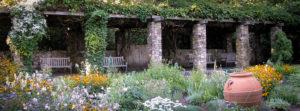 cross estate garden