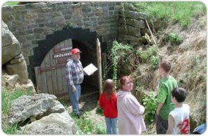 walking tours morris canal
