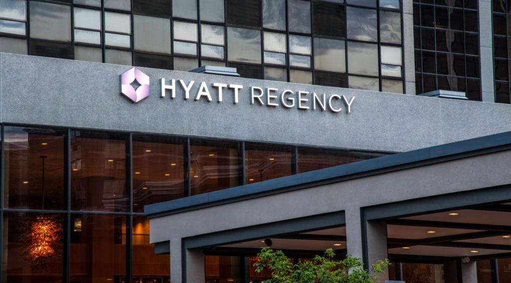 Hyatt Morristown NJ hotel